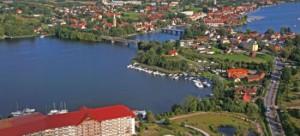 Mikolajki, Mazury Lake